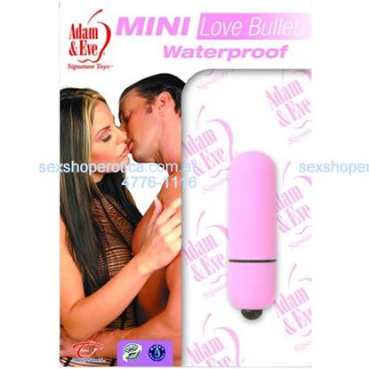 Balita estimulador sumergible mini love bullet