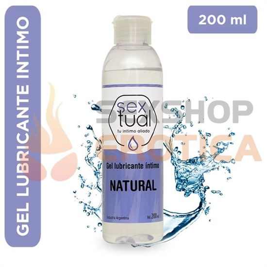 Gel estimulante hipoalergenico 200ml